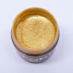 gel para decoracao dourado